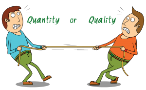 home improvement lead generation strategies quantity versus quality