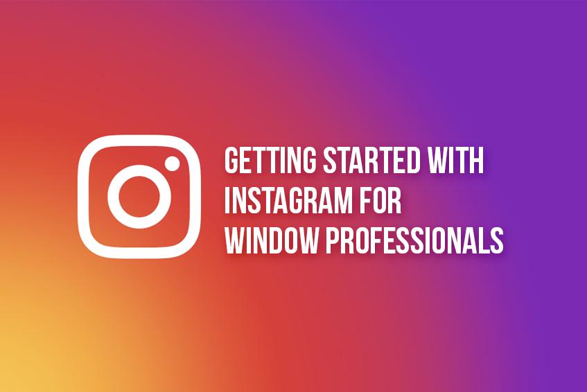 Instagram for Window Professionals 1