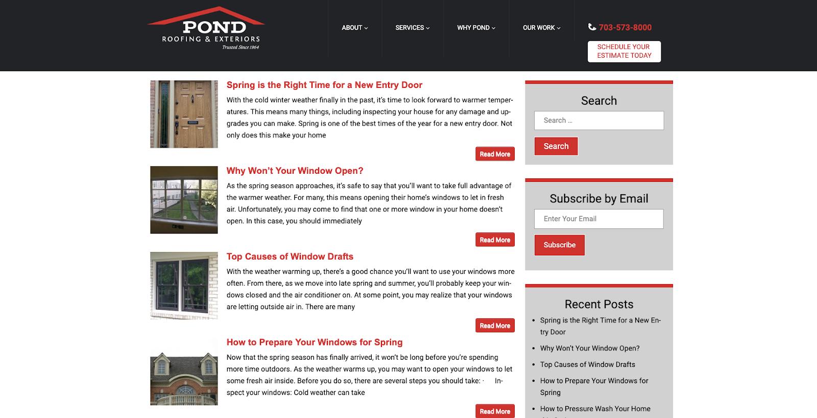 Reasons Your Window Company Needs a Blog 4