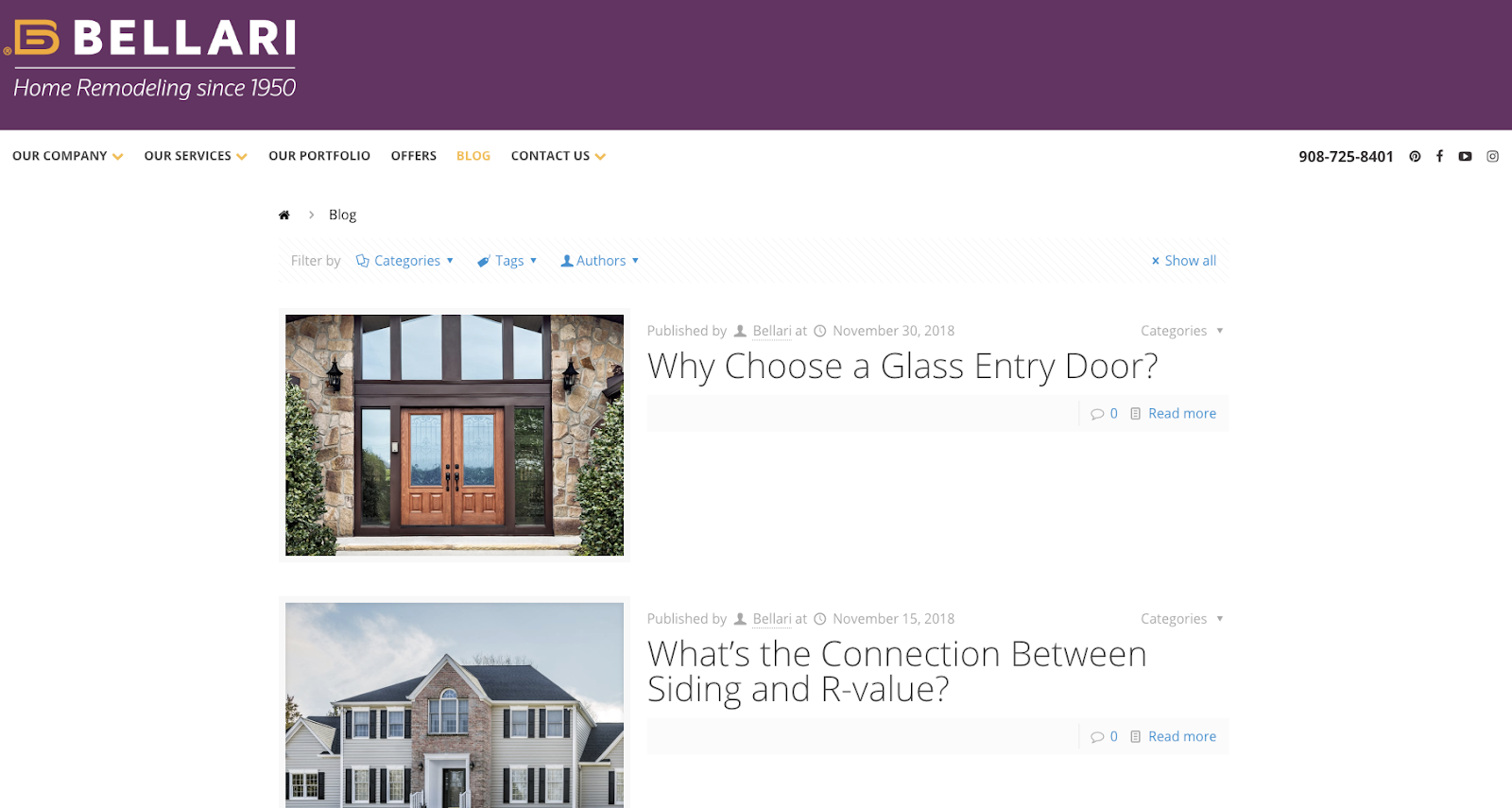 Reasons Your Window Company Needs a Blog 5