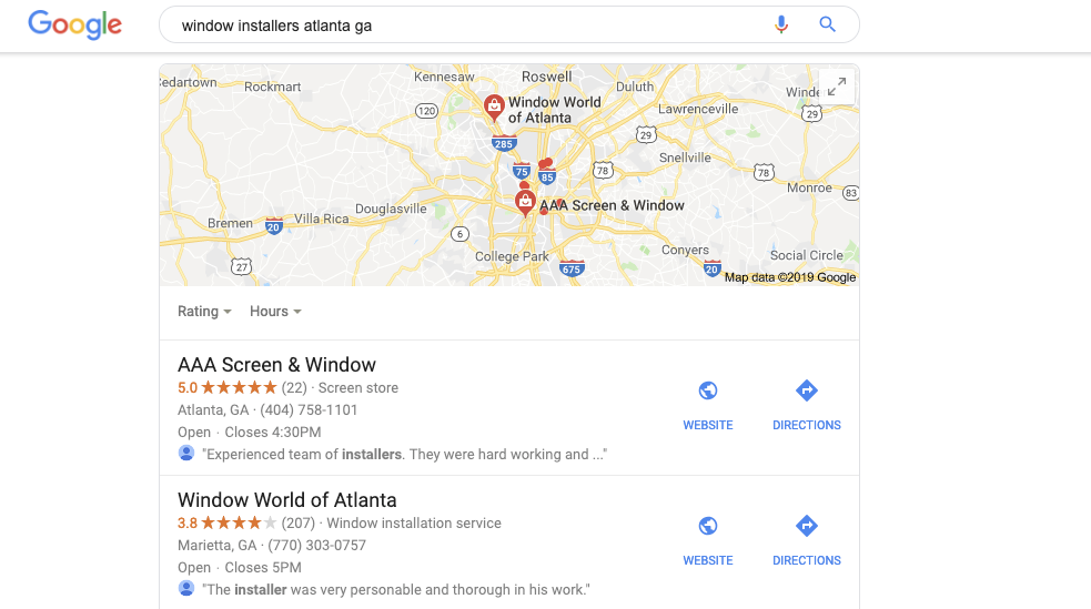 SEO for Window Professionals 7
