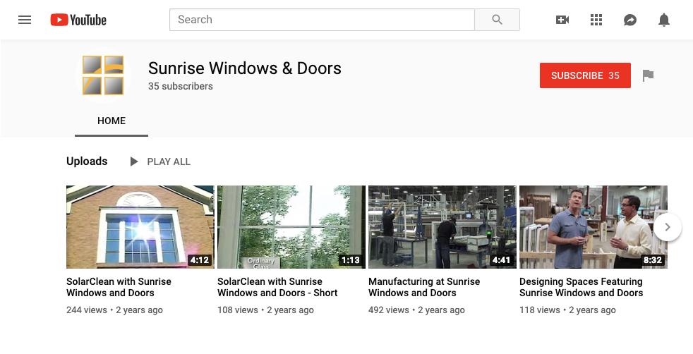 Video Marketing Strategies for Window Professionals 1