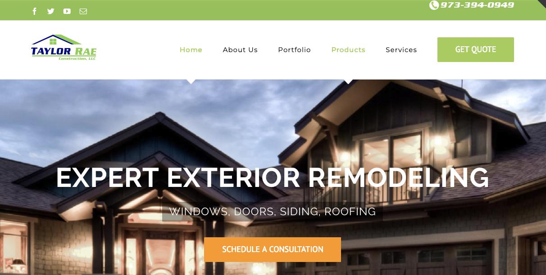 Window Dealer Website 2