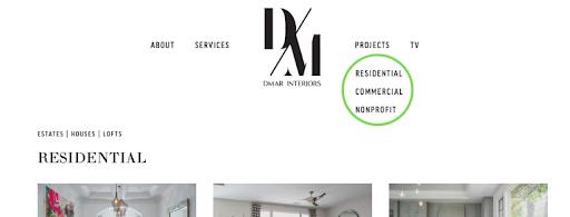 Window Dealer Website 4